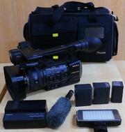 Продаю видеокамеру SONY HXR-NX3