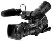 проф.видеокамера Canon XL H1A